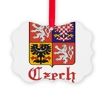 Czech Seal.jpg Picture Ornament