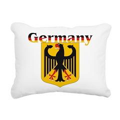 germany1.jpg Rectangular Canvas Pillow