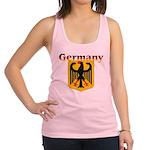 germany1.jpg Racerback Tank Top