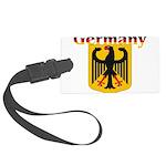 germany1.jpg Large Luggage Tag
