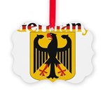 germany1.jpg Picture Ornament