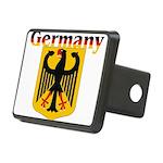 germany1.jpg Rectangular Hitch Cover