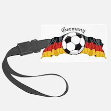 GermanySoccer.jpg Luggage Tag