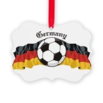 GermanySoccer.jpg Picture Ornament