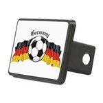 GermanySoccer.jpg Rectangular Hitch Cover
