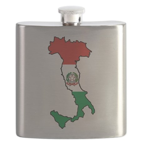Italy-Map-Decal.jpg Flask