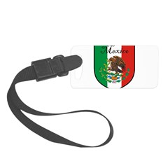 mexicoshield.png Luggage Tag