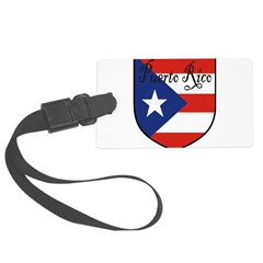 PuertoRico-Shield.jpg Luggage Tag