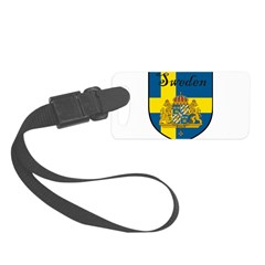 SwedenSHIELD.png Luggage Tag