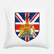 uk-transp.png Square Canvas Pillow