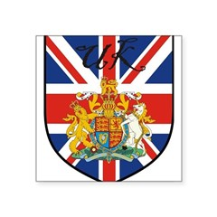 uk-transp.png Square Sticker 3