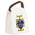 Maher Family Crest Canvas Lunch Bag