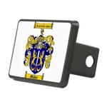 Maher Family Crest Rectangular Hitch Cover