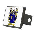Maloney Family Crest Rectangular Hitch Cover
