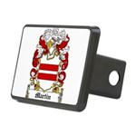 Martin Family Crest Rectangular Hitch Cover