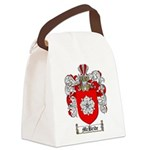 McBride Family Crest Canvas Lunch Bag