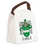 McCabe Family Crest Canvas Lunch Bag