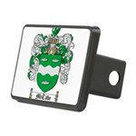 McCabe Family Crest Rectangular Hitch Cover