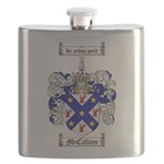 McCallum Family Crest Flask