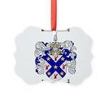 McCallum Family Crest Picture Ornament