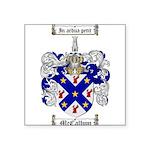 McCallum Family Crest Square Sticker 3