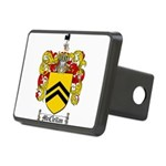 McClellan Family Crest Rectangular Hitch Cover
