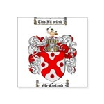 McFarland Family Crest Square Sticker 3