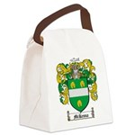 McKenna Family Crest Canvas Lunch Bag