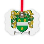 McKenna Family Crest Picture Ornament