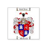 McLeod Family Crest Square Sticker 3