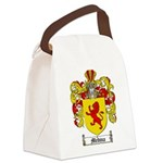 Medina Family Crest Canvas Lunch Bag