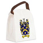 Miles Family Crest Canvas Lunch Bag