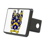 Miles Family Crest Rectangular Hitch Cover