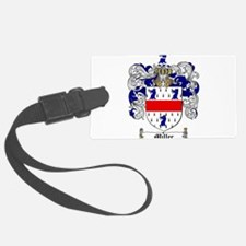 Miller Family Crest Luggage Tag