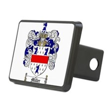 Miller Family Crest Hitch Cover