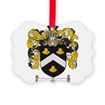 Mitchell Family Crest Picture Ornament