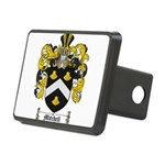 Mitchell Family Crest Rectangular Hitch Cover