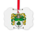 Murphy Family Crest Picture Ornament