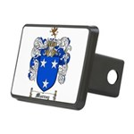 Murray Family Crest Rectangular Hitch Cover