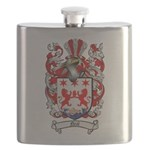 Neal Family Crest Flask