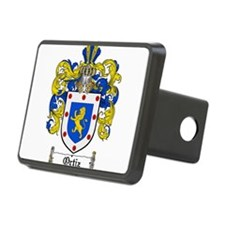 Ortiz Family Crest Hitch Cover