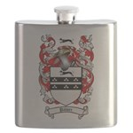 Palmer Family Crest Flask