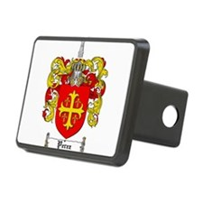Perez Family Crest Hitch Cover