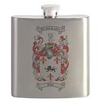Pugh Coat of Arms Flask