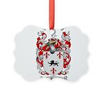 Pugh Coat of Arms Picture Ornament