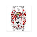 Pugh Coat of Arms Square Sticker 3