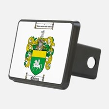 Quinn Family Crest Hitch Cover