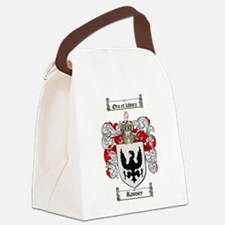 Ramsey Family Crest Canvas Lunch Bag