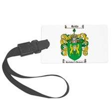 Reilly Coat of Arms Luggage Tag