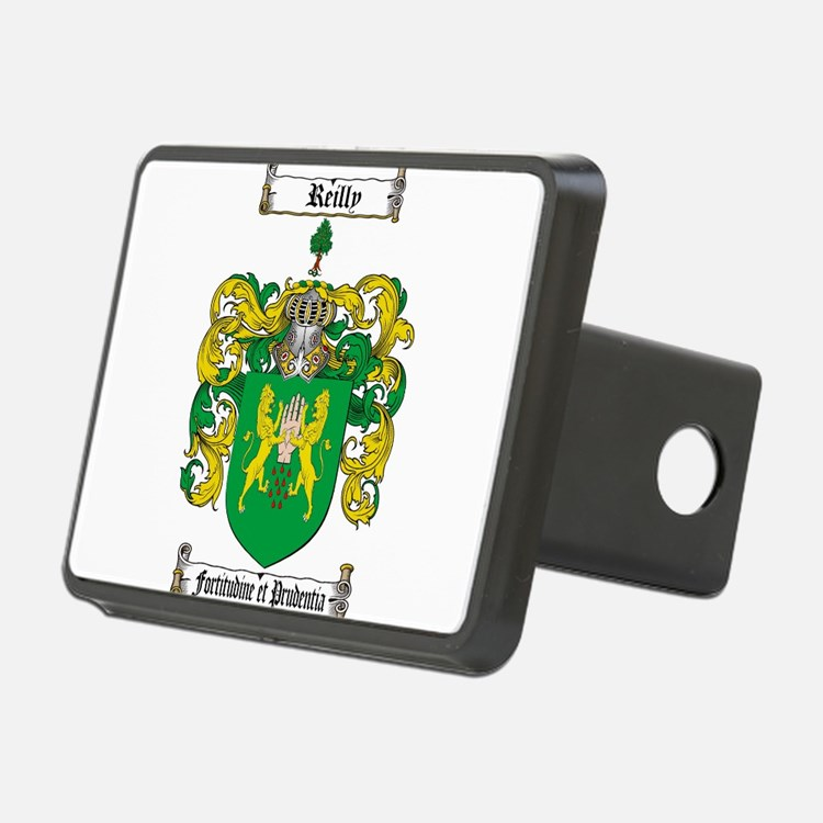 Reilly Coat of Arms Hitch Cover